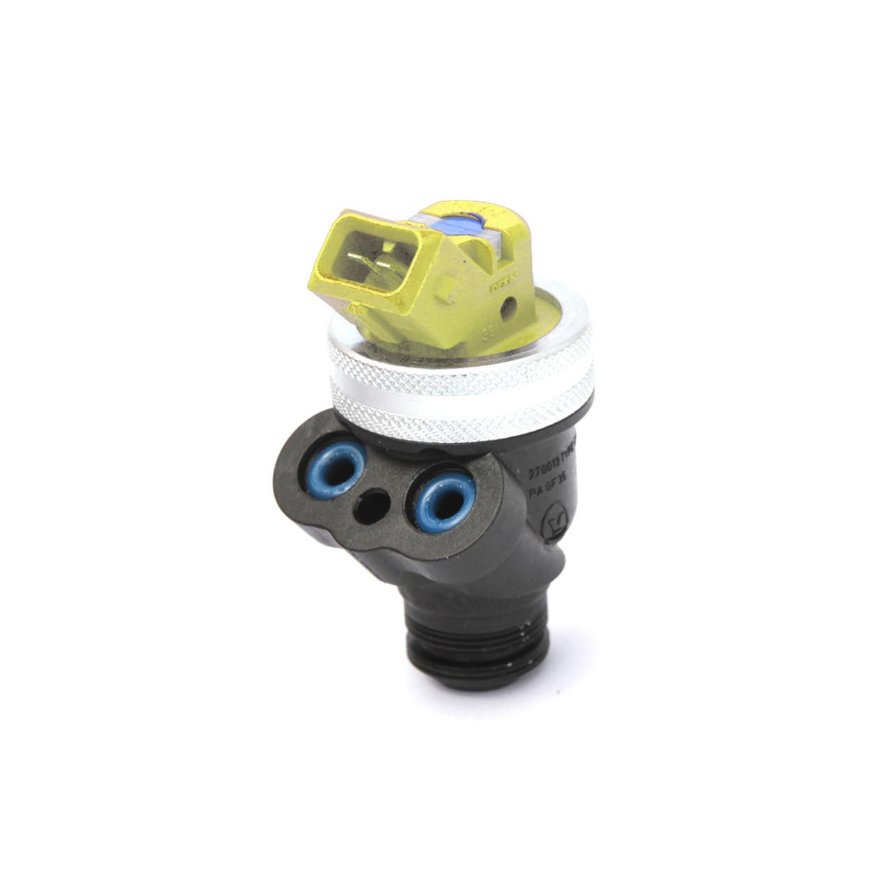 "LPG//Autogas Replacement Plastic Yellow 1/"" 3//4 Acme Filler Cap"