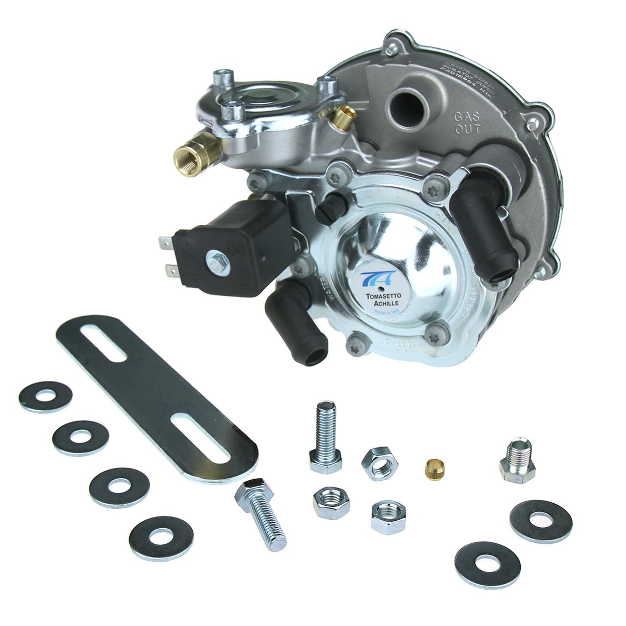 Tomasetto LPG Autogas Verdampfer Druckminderer AT07 100 HP RGAT3500