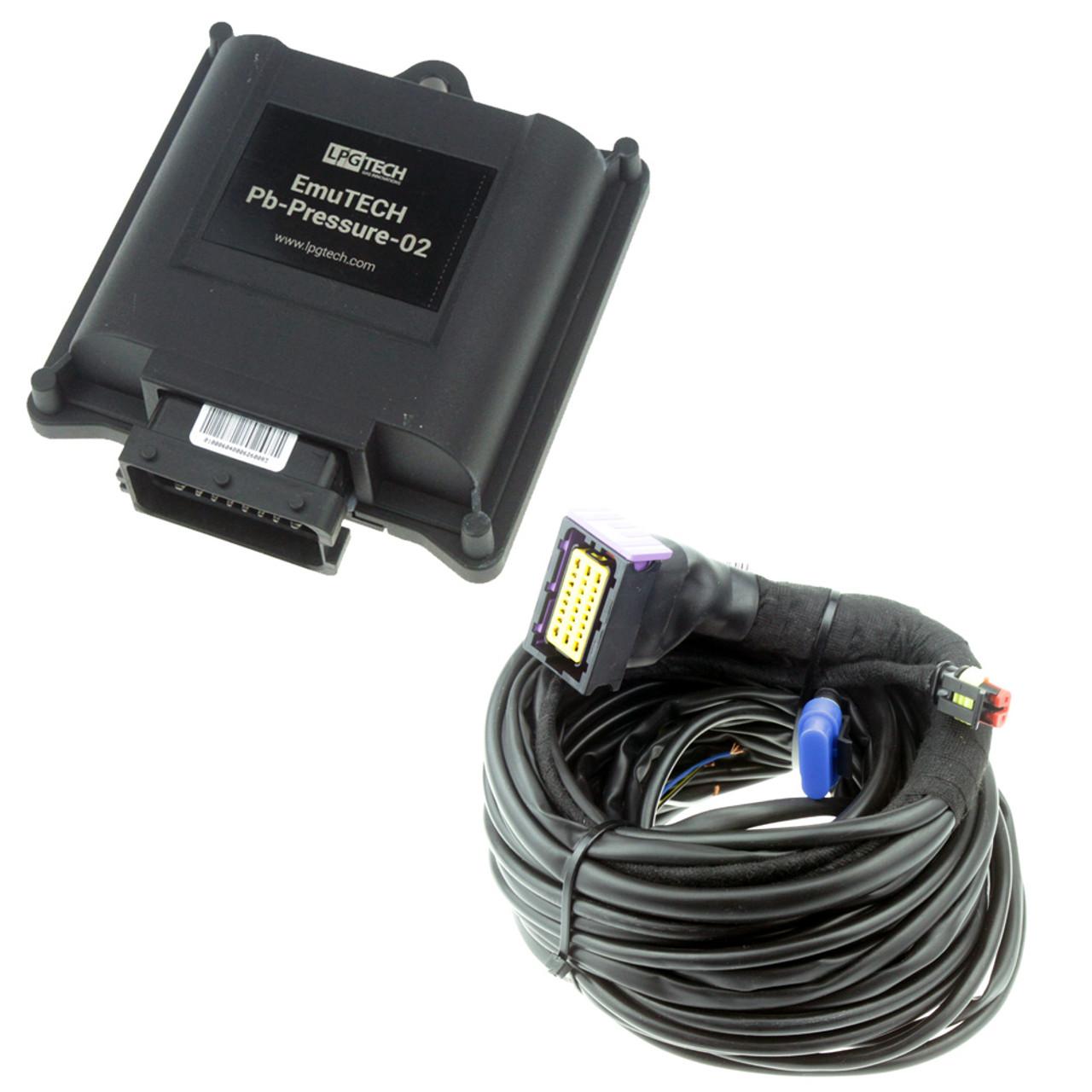LPGTECH Fuel Pressure Emulator EmuTech