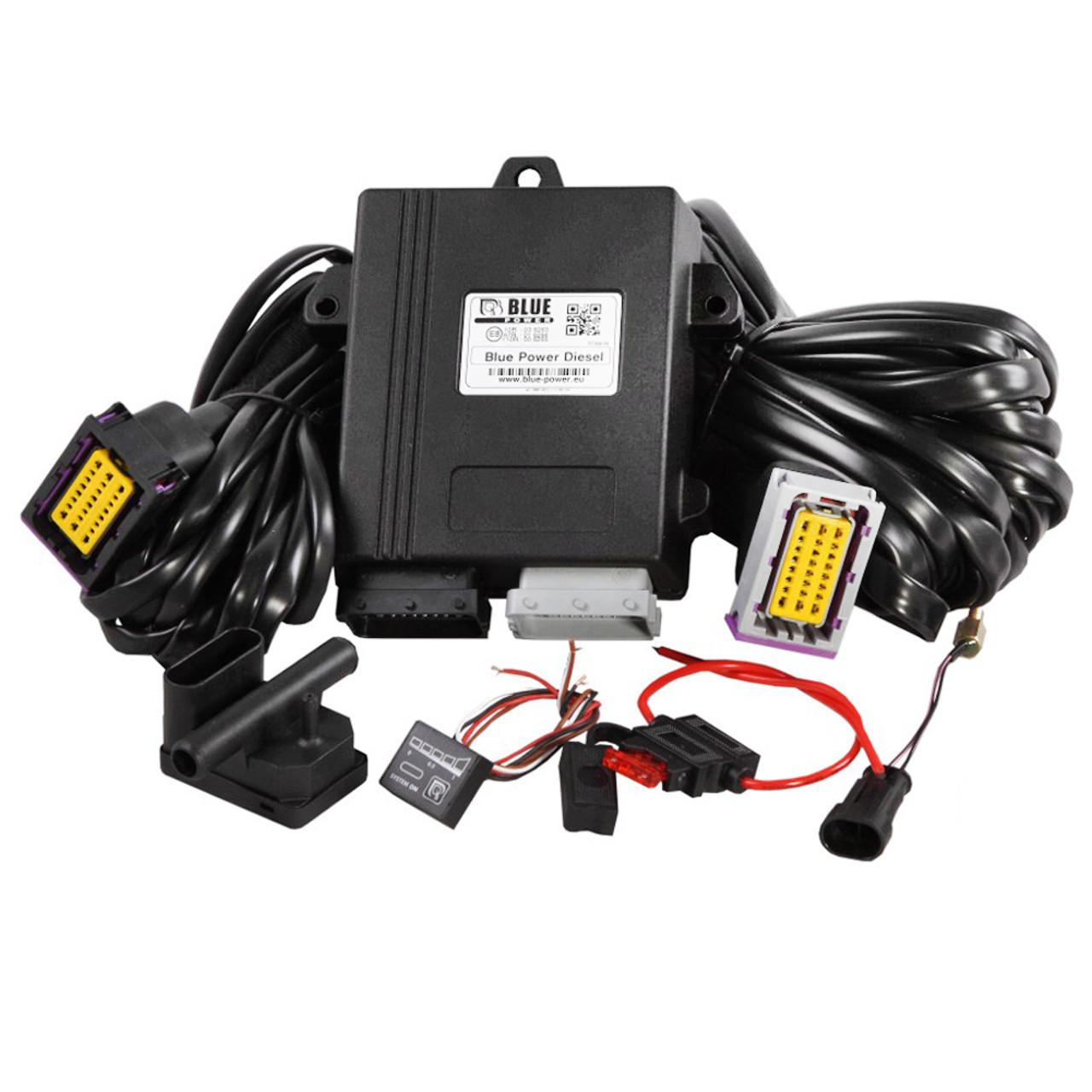 Blue Power Diesel - LPG/CNG Conversion Kit