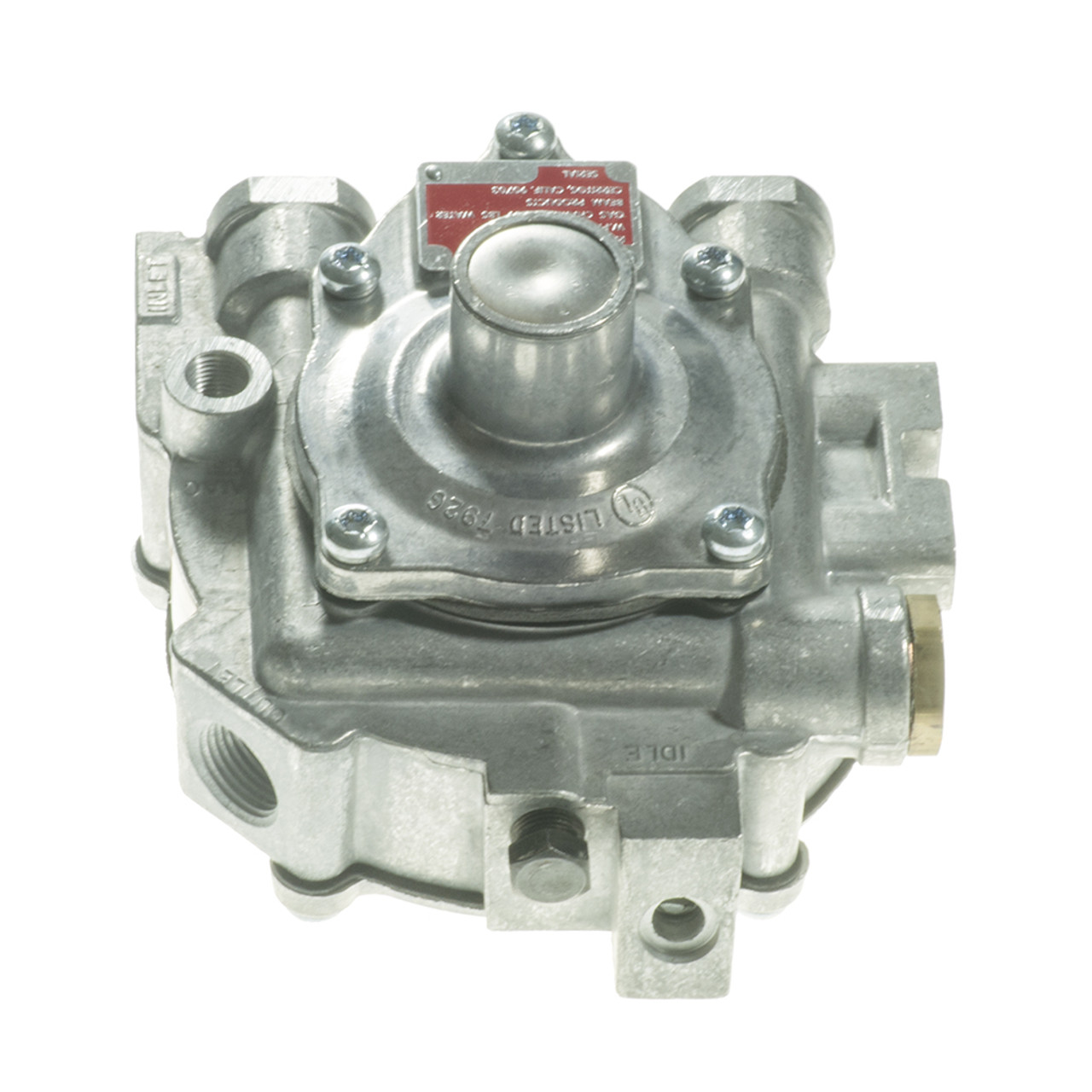 ... Impco Beam T60A propane forklift gas reducer ...