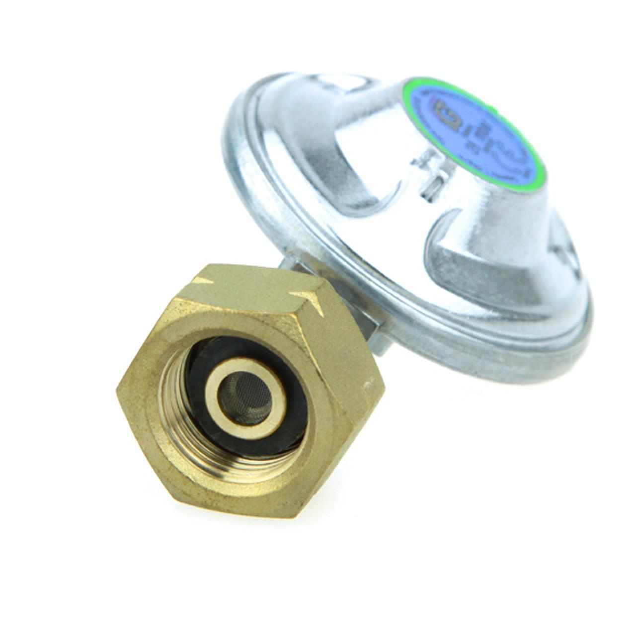 IGT 28 mbar Butane Shell Bottle Gas Regulator