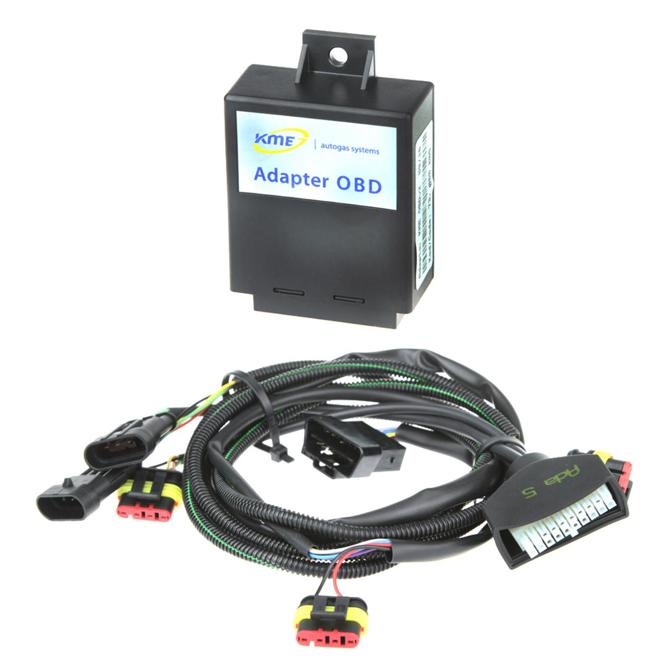 KME Nevo Diego OBD Adapter Interface