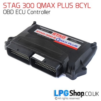 STAG 400 DPI - autogas system for engines with petrol direct