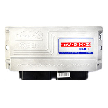 4CYL AC STAG 400 4 DPI - LPG Direct Point Injection ECU B2