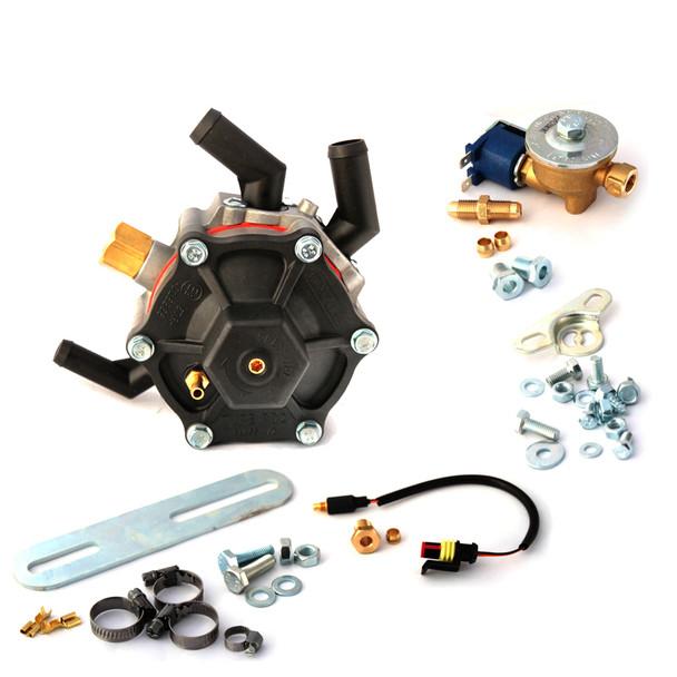 AC Stag R02 120HP Reducer Gas Pressure Regulator Vaporizer LPG Autogas