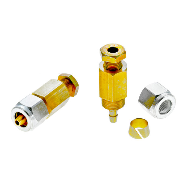 6mm poly pipe pvc faro to 6mm copper pipe lpg gas connector