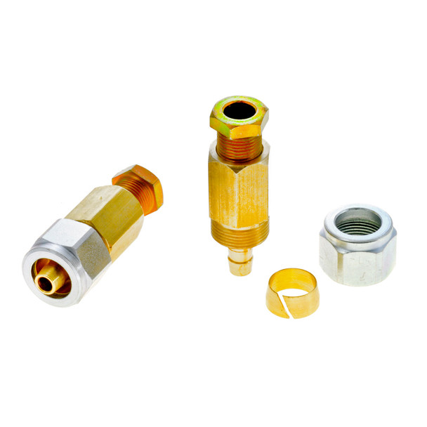 8mm poly pipe pvc faro to 8mm copper pipe lpg gas connector