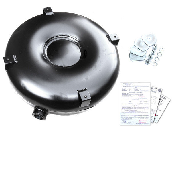 LPG Autogas Propane Tank Vessel 565-240mm 49 Liters External 0 degree One Hole Polmocon Elpigaz