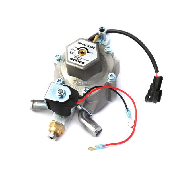 r203 dymco lpg reducer regulator gas pressure vapour lpg 230bhp