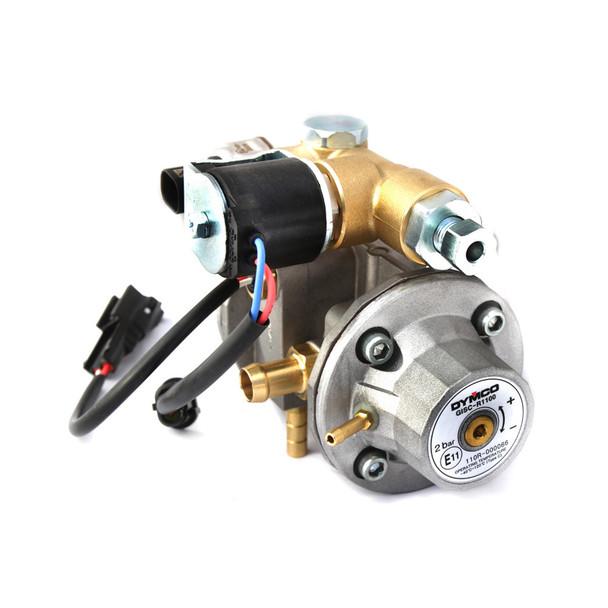 gisc r1100 dymco cng reducer regulator gas pressure vapour