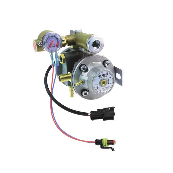 gisc r1100-3 dymco cng reducer regulator gas pressure vapour
