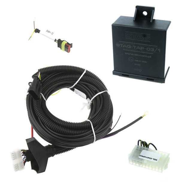 STAG TAP-03/1 Timing Advance Processor for engines with a inductive crankshaft position sensor and up to 2 electronic camshaft position sensors