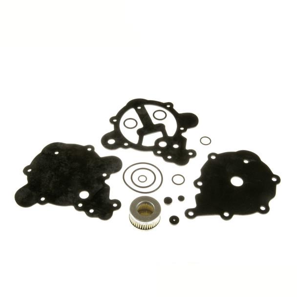 40105 - Tomasetto AT09 Alaska Reducer Vaporizer Gas Regulator Repair Kit Autogas LPG Set diaphragms sealing
