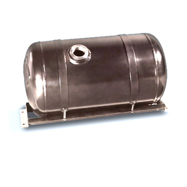 BORMECH 315mm 1275mm 90 Litres Cylinder Cylindrical One Hole Propane LPG Autogas Tank Vessel