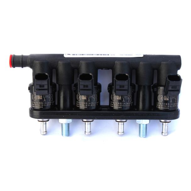 4 Cylinder KEIHIN KN9 Injector Rail 73CC - Prins 180-394102-A