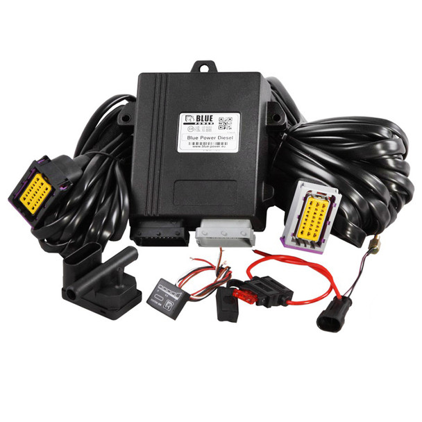 Blue Power Diesel - LPG, CNG Conversion Kit with CAN bus connection EURO6
