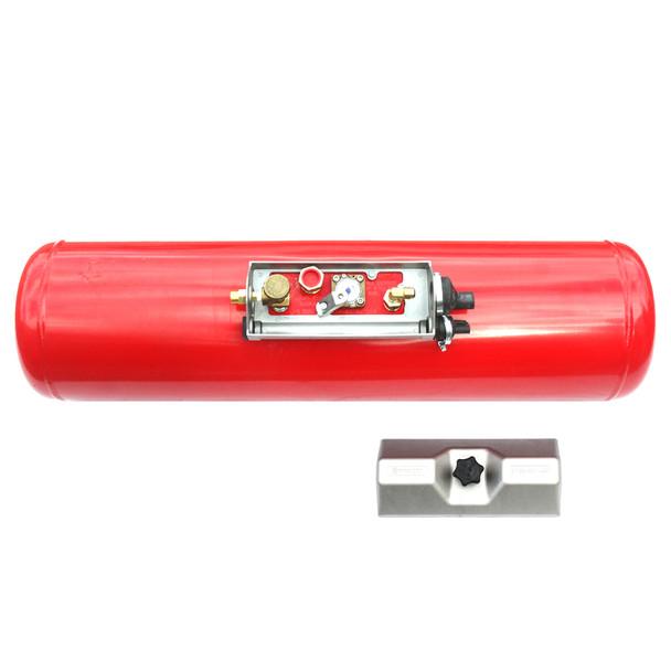 25litres Ø200mm L884mm vapour gas cylinder tank lpg storage for motorhome, caravan, campervan, rv set with valves