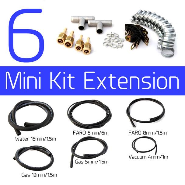 extension kit for lpg system