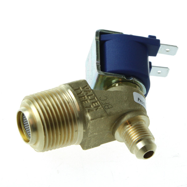 4 Hole Big Flow Solenoid Valtek Valve - Tab connectors