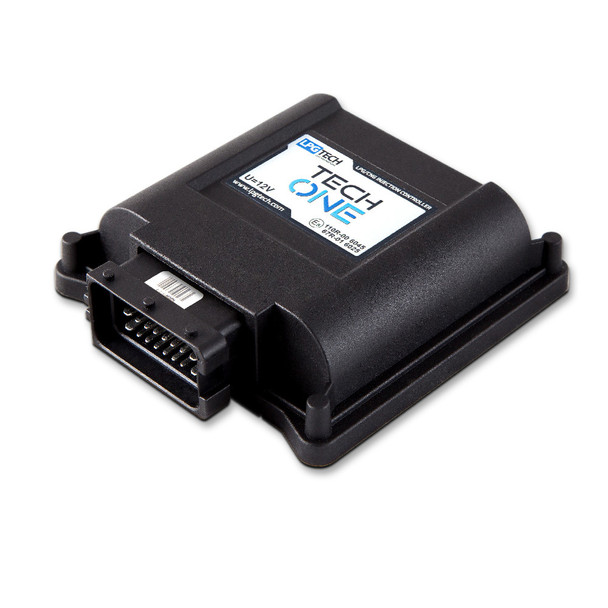 LPGTECH One 4 cylinders spare ecu controller for replacement