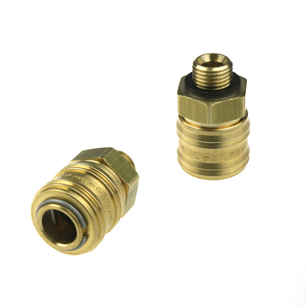 Motorhome Quick Release Connector G1/4""
