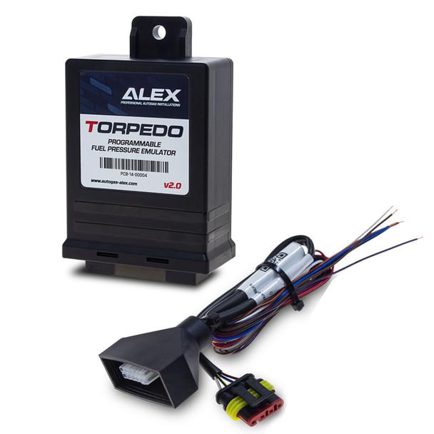 alex torpedo programmable fuel pressure emulator 2.0