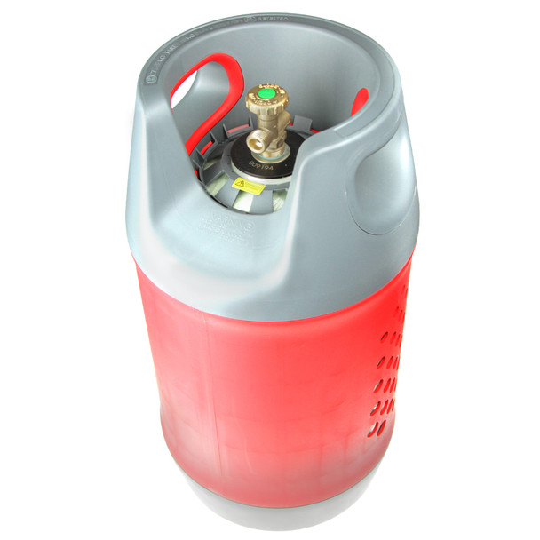 forklift lpg gas horizontal tank cylinder bottle liquid