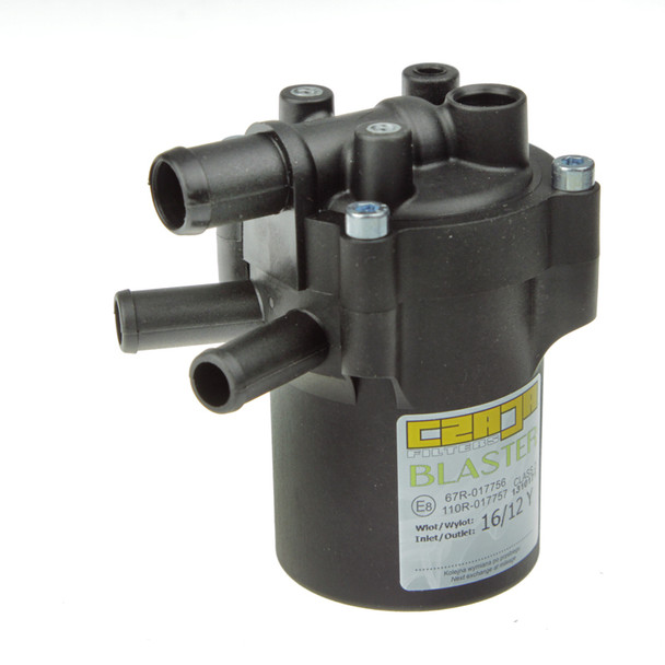 BLASTER LPG CNG Filter 16mm In 2x12mm Out