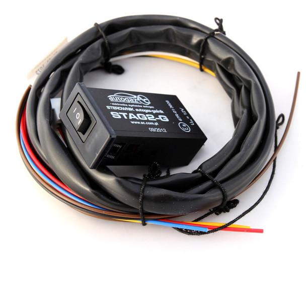 STAG 2-G Carburetor Petrol/Gas Switch