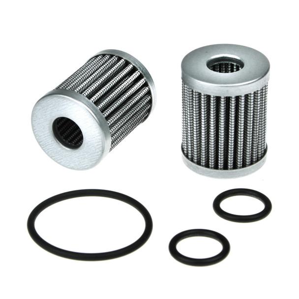 Lovato Gas Filter Cartridge Set - Fibreglass with O-rings