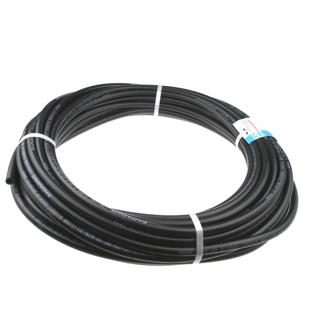 8mm LPG CNG Gas Rubber Hose Fagumit - 25m roll