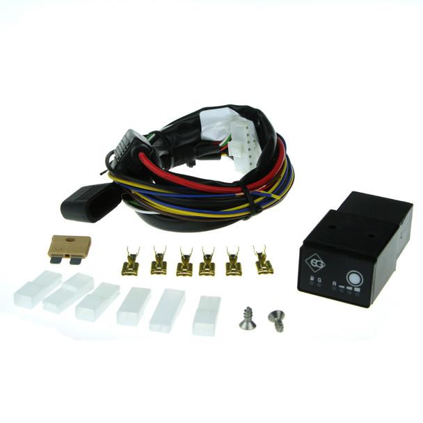 Europegas Carburetor / Single Point Programmable Switch