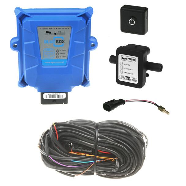 4CYL ECU: AG Centrum Blue Box OBD ECU Kit