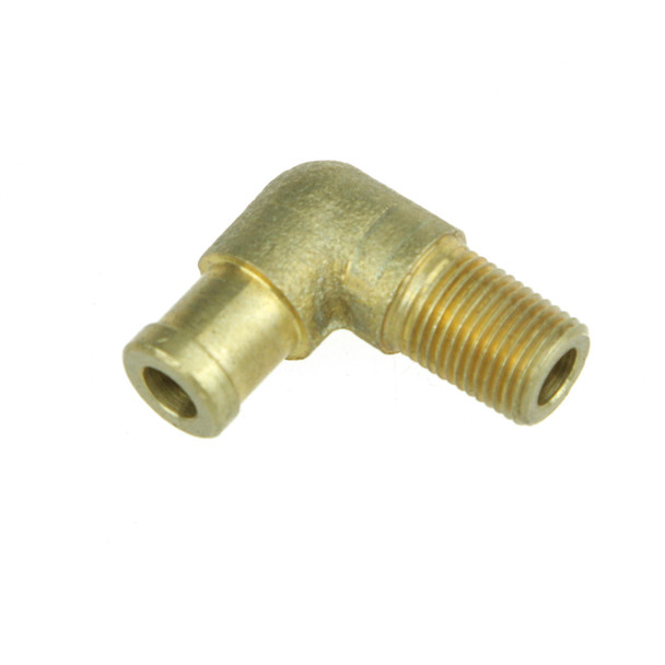 "Elbow 1/8"" NPT to 3/8"" 10mm Hose Impco Cobra"