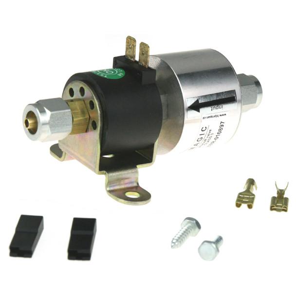 Magic 6mm Solenoid Gas Valve FARO Polypipe