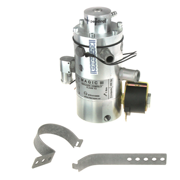 MAGIC 3 180HP Compact LPG Reducer Integrated Valve