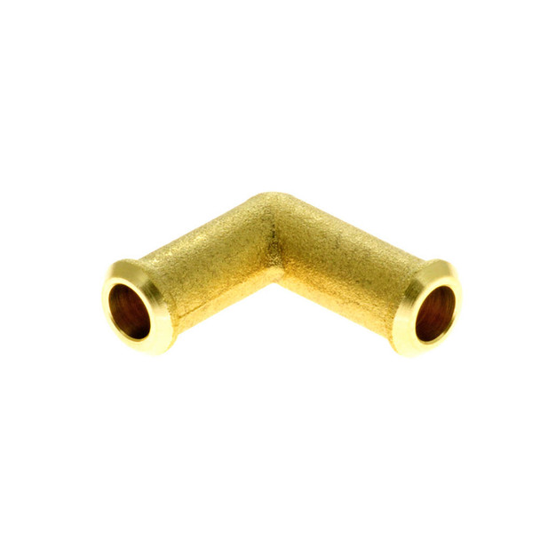 Water and Gas Elbow 12mm to 12mm Brass