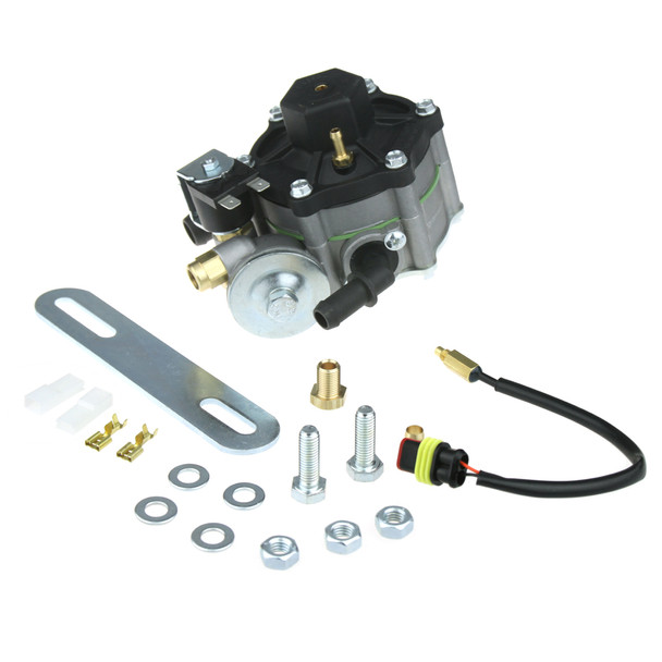 AC STAG R02 136HP Integrated 6mm Valve with temperature sensor and accessories