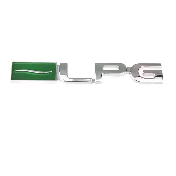 LPG Boot Sticker Decal