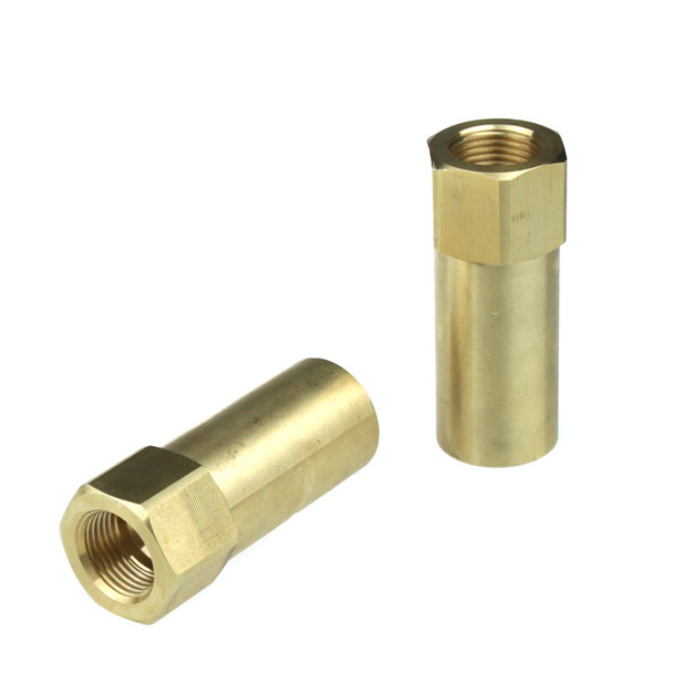 """JIC 3/4"""" UNF to W21.8 Filling Adapter"""