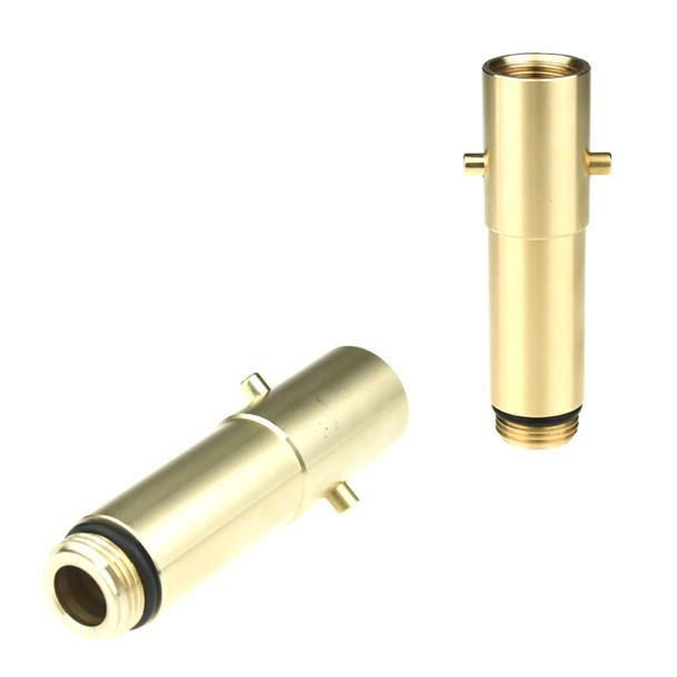 Calor Bottle UK Pol to UK Bayonet LPG Filling Adapter