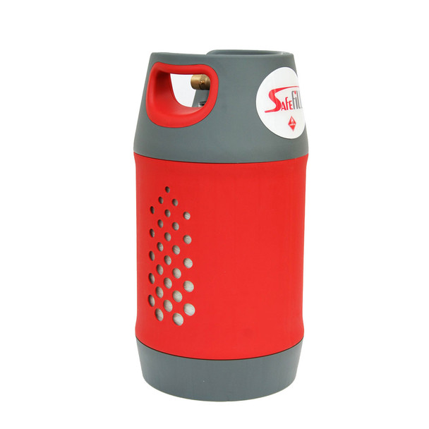 Safefill Large 10kg LPG Refillable Gas Cylinder