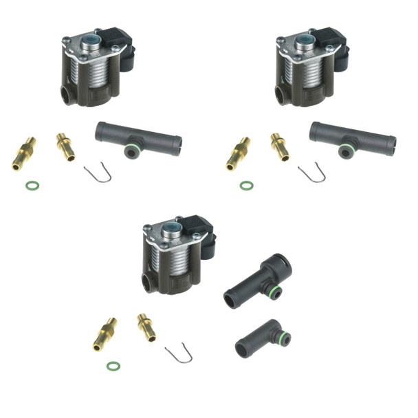 AC STAG 3CYL W03 Injectors Inline T Adapters