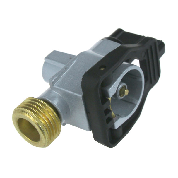 Clip on 21mm Flogas Calor to W21.8 Shell Gas Bottle Adapter