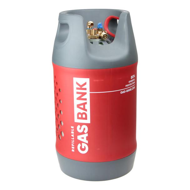 GasBank MULTI - Light Composite Motorhome Propane Bottle