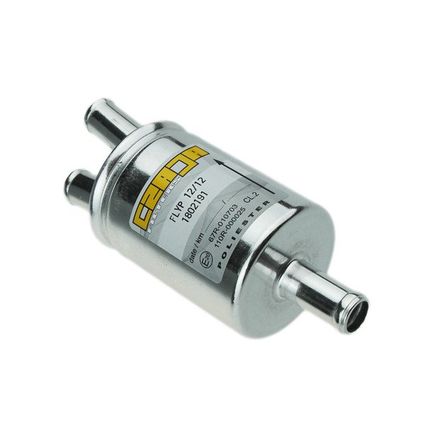 Polyester Gas Filter Y 12mm In 2x12mm Out