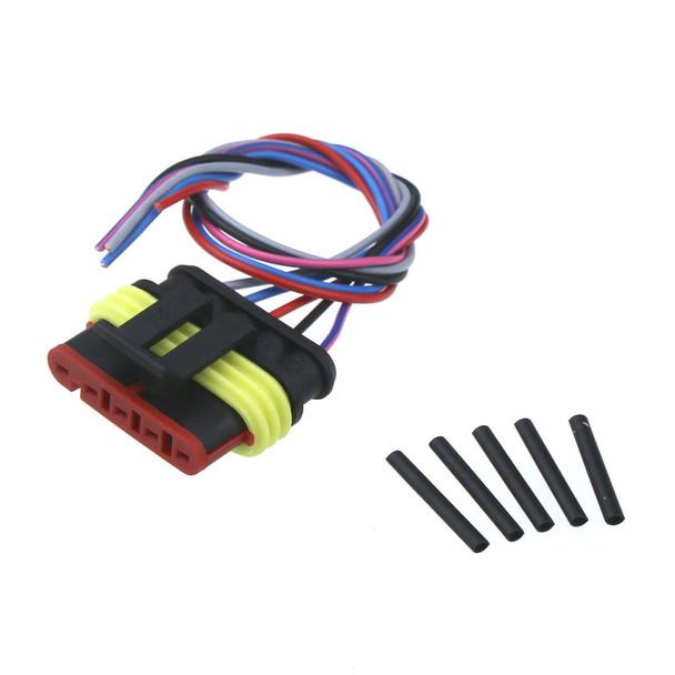 KME Nevo / Zenit MAP Plug CCT-5 Superseal 5pin Pigtail Adapter