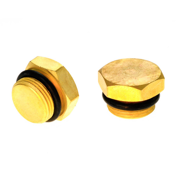 """G1/4"""" Blanking Plug with Oring"""