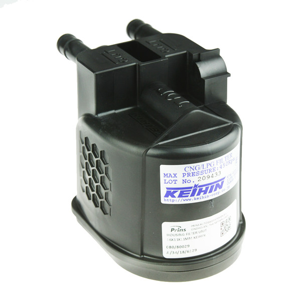 Keihin PRINS VSI Autogas LPG CNG Filter Double Outlet